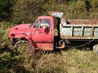 3 tonne truck for parts