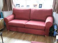 Multiyork Sofas x 2 for £400 or separately (see below)