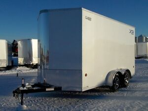 2017 Cross Trailers 7x16 Alpha Series Enclosed Cargo Trailer