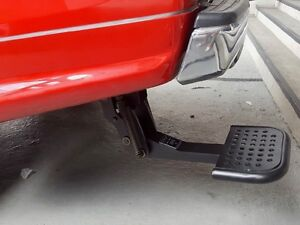 Tailgate step T-STEP for all UTEs