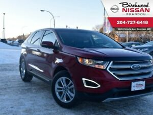 2016 Ford Edge SEL Leather/Sunroof/Power Lift Gate/Nav/AWD