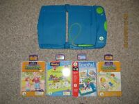 BUBBA - LEAP FROG - Leap Pad Set
