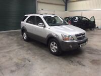 2010 Kia Sorento xe 2.5 Crdi automatic 1 owner low miles guaranteed cheapest in country