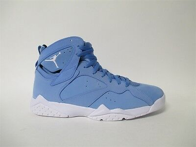 Nike Air Jordan 7 VII Pantone Blue University White Retro Sz 10.5 304775-400