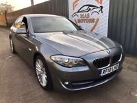 BMW 520D SE 2.0 DIESEL AUTOMATIC LEATHER SAT NAV