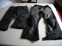 Rev'it Motorcycle Trousers