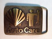 Indiana Metal Craft Belt Buckle
