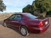 2003 Mitsubishi Magna V6 sedan (RWC&Rego&RACQ) Brisbane Region Preview