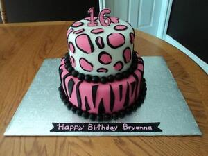 """Birthday, Specialty & Wedding Cakes by """"The Cake Butler"""""""