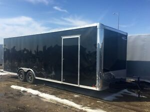 2017 Cross Trailers 8524T/A Enclosed Car Hauler Trailer