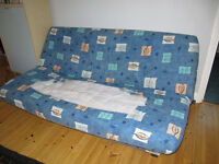Double-size sofa-bed