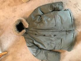 Ben Sherman Parka coat