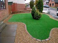 THE WINTER GARDEN ARTIFICIAL GRASS 18mm grass NOW £9.99 Sqm 30mm grass NOW £ 12.50 Sqm