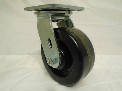 5 X 2 Swivel Caster Phenolic Wheel 1000lb Tool Box