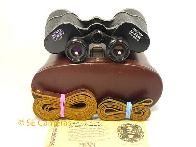 CARL ZEISS JENOPTEM DDR 10X50 W MULTI COATED BINOCULARS *NEAR MINT*
