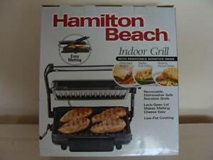 Brand New Hamilton Beach Indoor Grill