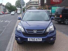 HONDA CR-V I-DTEC ES (blue) 2010