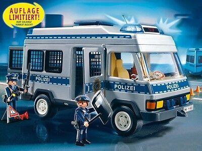 PLAYMOBIL 4022 -Polizei-Mannschaftswagen