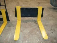 Heavy Duty Pallet Fork Attachment