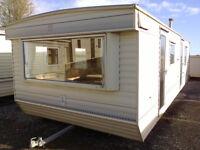 Static caravan 28 x 10 ft 2 bedroom static caravan BK Brookwood