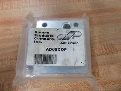 Daman Products Ad05cop Cover Plate Ad05c0p