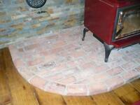 Antique Red Clay Brick