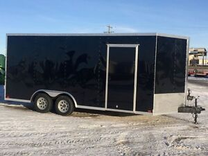 2017 Cross Trailers 8518T/A Enclosed Cargo Trailer
