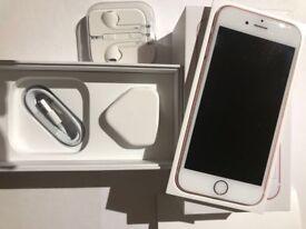 Apple iPhone 6s - 16GB - Rose Gold (Unlocked) CHEAPEST ON GUMTREE