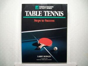 Table Tennis-Step To Success