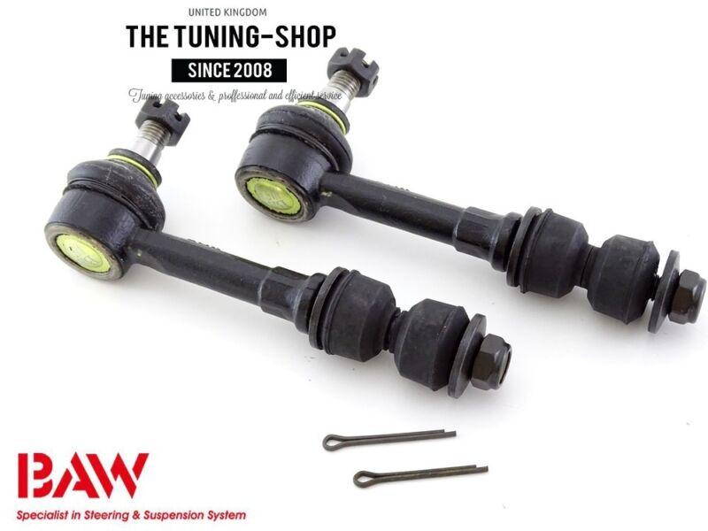 2x Suspension Stabilizer Bar Link Kit Front Left + Right AWD DODGE RAM 1500 2500