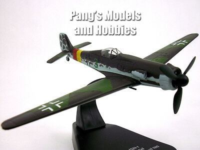 Used, Focke-Wulf Ta-152 1/72 Scale Diecast Metal Model by Oxford for sale  Chicago