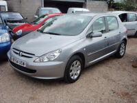 PEUGEOT 307 X-LINE STYLE HDI (grey) 2005