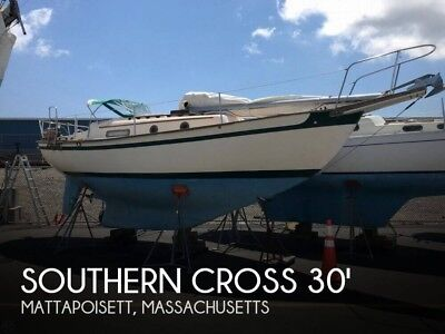 1978 Southern Cross 28 Bluewater Used