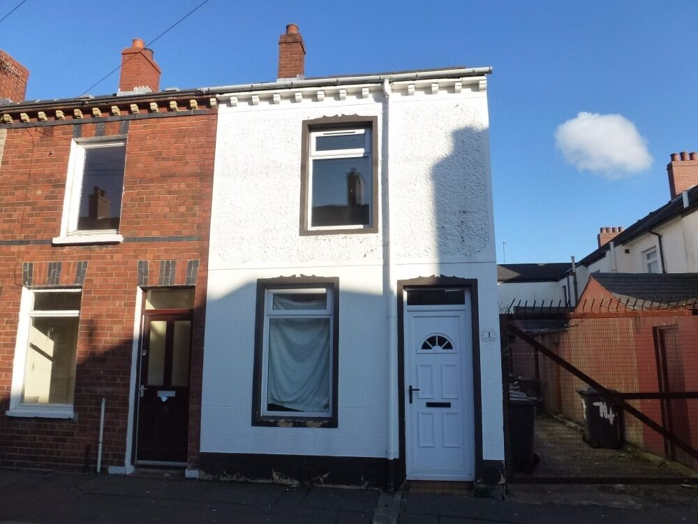 Rent belfast 2 bedroom end terrace house off tenant for 2 bedroom house for rent