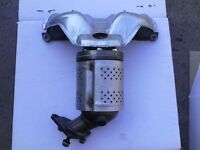 1996-00 AND 2001-05 HONDA CIVIC EXHAUST MANIFOLD WITH CATYLITIC