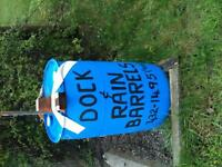 Dock/Rain Barrels For Sale