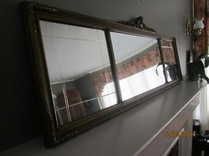 Victorian 3 Panel Mirror