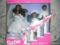Barbie Ensemble Cadeau Drean Wedding 1993