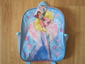 Disney Frozen Backpack (New)