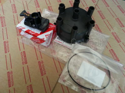 Toyota Supra JZA80 Distributor Cap Rotor O Ring set NEW Genuine OEM Parts