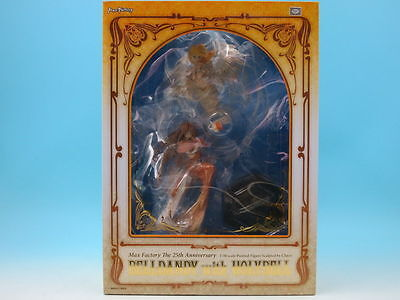 Oh My Goddess! Belldandy with Holy Bell PVC Figure Max -