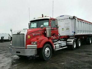 2010 Western Star T/A Highway Truck at Auction