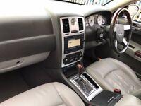 CHRYSLER 300C 5.7 HEMI V8 340bhp AUTOMATIC LEATHER SAT NAV