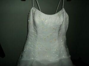 Signature White Wedding Dress Windsor Region Ontario image 5