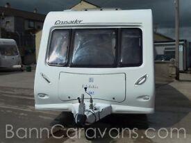 (Ref: 903) 2009 Model Elddis Crusader Superstorm 6 Berth Touring Caravan
