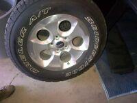 BRAND NEW 255/70/R18 Bridgestone Dueler A/T EXCELLENT CONDITION