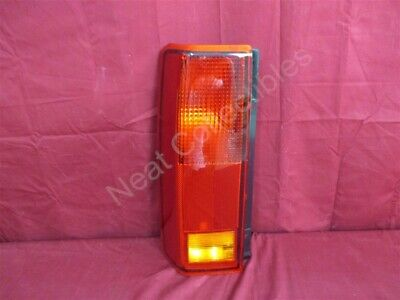 NOS OEM Chevrolet Astro, GMC Safari Tail Lamp Light 1993 - 05 Left Hand EXPORT