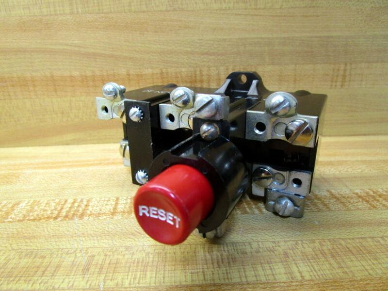 Cutler Hammer 10-1308 5 Overload Relay 1013085