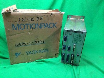 Yaskawa Electric Cmpc-cm33de Motionpack Controller Single Phase