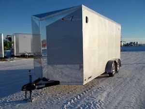 2017 Cross Trailers Alpha Series 7x16 Enclosed Cargo Trailer
